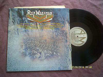 Rick Wakeman-Journey To The Centre Of The Earth Lp-Prog Rock,Yes