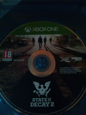 State Of Decay Xbox One Y Xbox One X 4K En Blu Ray Ultra Hd Hdr