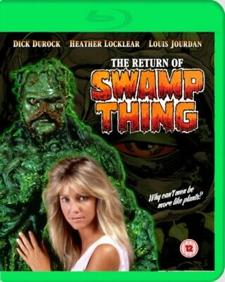 The Return of the Swamp Thing (Blu-Ray), 5060425351168