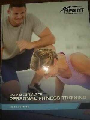 NASM Essentials of Personal Fitness Training 6th Edition (P-D-F)