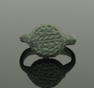 Ancient Roman Bronze Ring - Circa 2Nd Century Ad  031