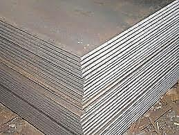 Mild Steel Plates 0.9 - 5mm Thickness - Multiple Sizes Available