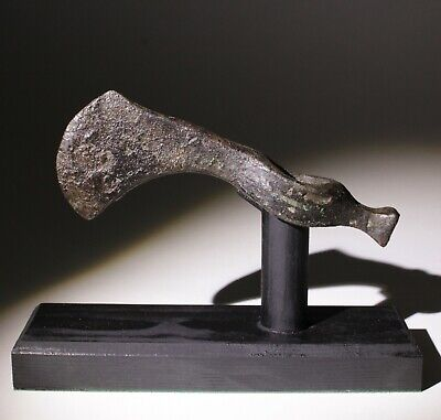 Ancient Bronze Age Axe Head  - Circa 2000-1500Bc 006