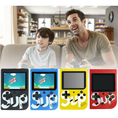 Mini Console Vintage Retro' Clone Game Boy 400 Videogiochi Sup Plus Game Box