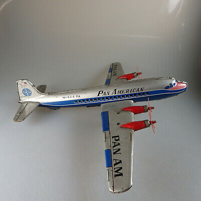 Made in Japan: Pan American N-568 PA Douglas DC-6 um/ab 1950 (53868)