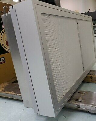 Hepa Filter And Fan for ceiling grid 2'x4'.Can be used in a Laminar .