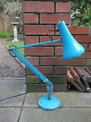 Retro Herbert Terry anglepoise table lamp - Adjustable light