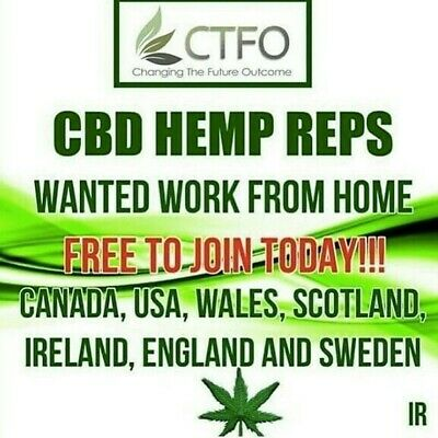 Free CBD Home Business , Join The Revolution