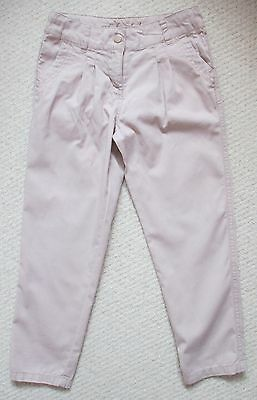 Primark Young Dimension Beige Trousers (Age 4-5 Years)