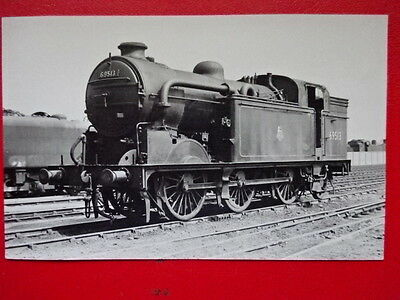 Photo  Lner Ex Gnr Class N2  Loco No 69513 At Hornsey