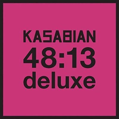 Kasabian 48:13 Deluxe Cd + 21 Track Live In Leicester Dvd Sealed