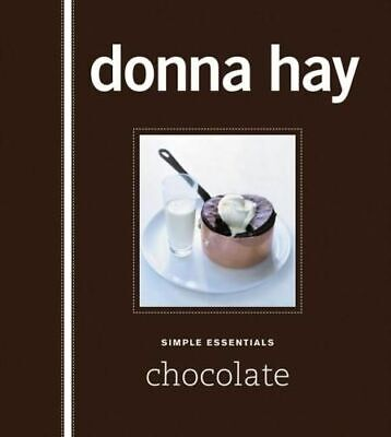 NEW Simple Essentials : Chocolate By Donna Hay Hardcover Free Shipping