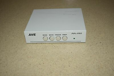 ^^ Ave Pipc-Pro American Video Equipment Video Splitter