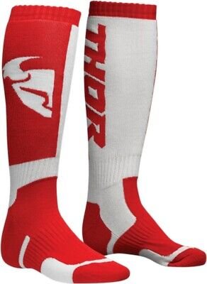 Thor MX Offroad Socks Red/White