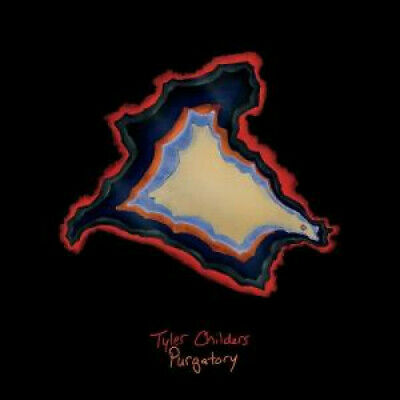 TYLER CHILDERS Purgatory CD Europe Thirty Tigers 2018 10 Track In Gatefold Card