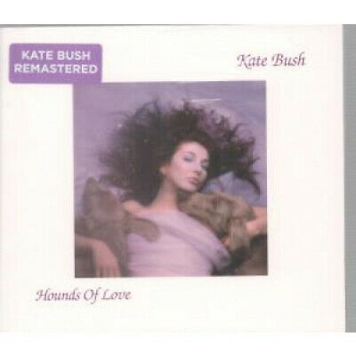 KATE BUSH Hounds Of Love CD Europe Fish People 2018 12 Track Remastered Reissue