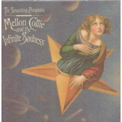SMASHING PUMPKINS Mellon Collie And The Infinite Sadness DOUBLE CD Europe
