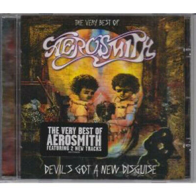 AEROSMITH Devil's Got A New Disguise CD Europe Columbia 2006 18 Track Vert Best