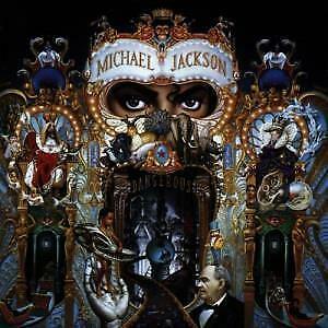 MICHAEL JACKSON Dangerous CD Europe Epic 2001 14 Track Special Edition (5044242)