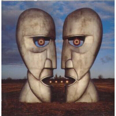 PINK FLOYD Division Bell CD Europe Emi 1994 11 Track (Cdemd1055)