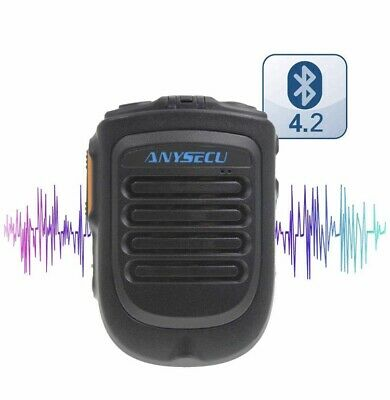 Bluetooth Ver.4.2 Microphone for 911iNet W7 W7plus 6900 T-320 GSM WCDMA Armor 3T
