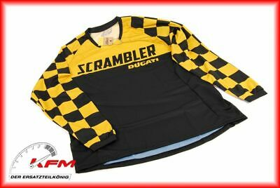 Ducati Performance Wear Hemd shirt Cross Idol Scrambler Größe L Neu