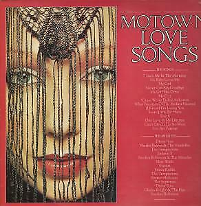 MOTOWN LOVE SONGS Various Artists LP VINYL UK Pickwick 1982 14 Track