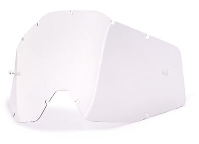 100% Goggle Replacement Lens Racecraft/Accuri Clear
