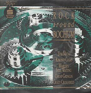 "ROCK AROUND BOCHUM Various 12"" VINYL Germany Sparkasse Bochum 1988 5 Track"