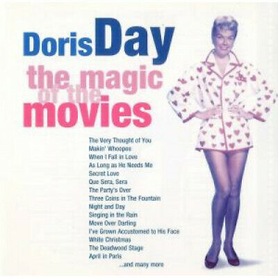 DORIS DAY Magic Of The Movies DOUBLE CD Europe Columbia 1999 40 Track Double CD