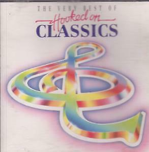 ROYAL PHILHARMONIC ORCHESTRA Very Best Of Hooked On Classics CD UK Pickwick 13