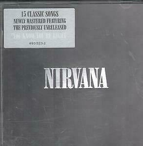 NIRVANA (US GRUNGE GROUP) Nirvana CD Europe Geffen 2002 15 Track (4935232)