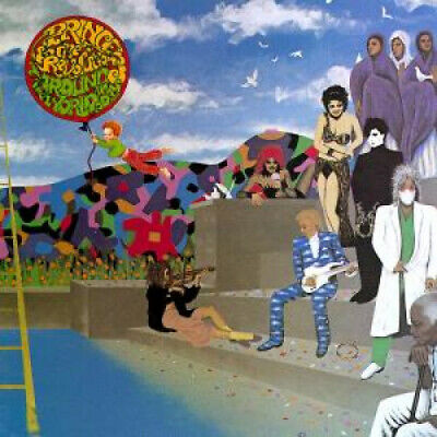 PRINCE Around The World In A Day CD Europe Paisley Park 1985 9 Track