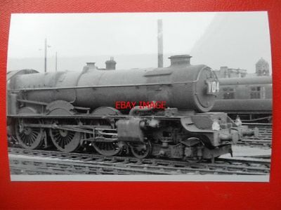 Photo  Gwr Loco 6005 King George Ii