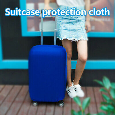 Elastic Travel Luggage Suitcase Spandex Cover Protector Dustproof Cover S-L