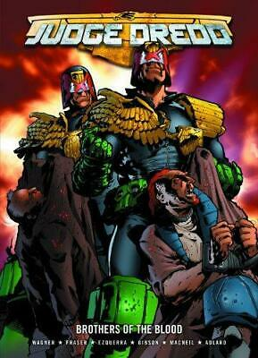 Judge Dredd: Brothers of the Blood (2000 Ad), John Wagner, Good Condition Book,