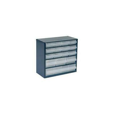 Steel Cabinet, Small, 16 Drawers, , Raaco , 616-123 Cabinet