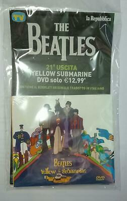 The Beatles DVD NUOVO -Yellow Submarine- cd n.21