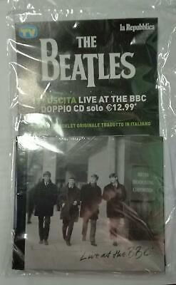 The Beatles doppio CD NUOVO - Live at the BBC cd n.17