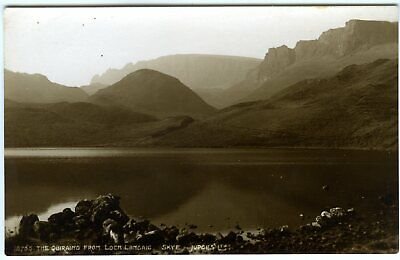 The Quiraing From Loch Langaig Isle Of Skye Judges 18765