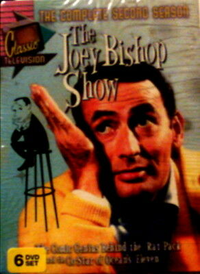 The JOEY BISHOP SHOW The COMPLETE SECOND SEASON 34 Episodes + Special Features