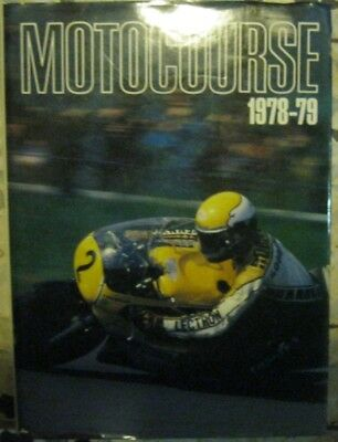 * Motocourse 1978/79 1978 1979 3rd number  rare
