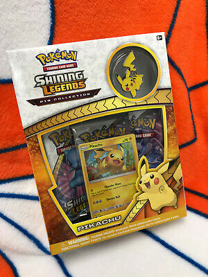 POKEMON JAPANESE RAICHU EX HOLO sm3 Shining Legends 030//072 PIKACHU Comme neuf RR