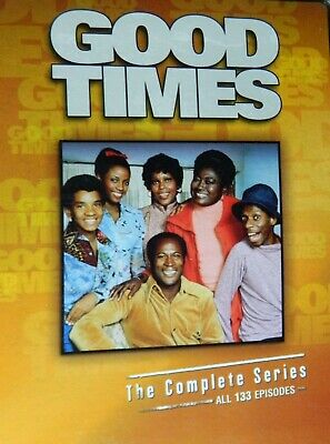 GOOD TIMES The COMPLETE SERIES 55+ Hours 6 Seasons 133 Episodes 17 Discs SEALED