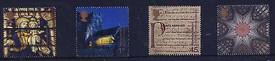 GB 2000 MILLENNIUM PROJECTS SPIRIT and FAITH SET MNH