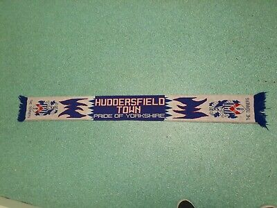 Huddersfield Town Football Supporters Scarf