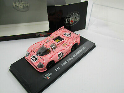 Porsche 917/20 Ping Pig #23 Le Mans 1971 High Speed 1/43