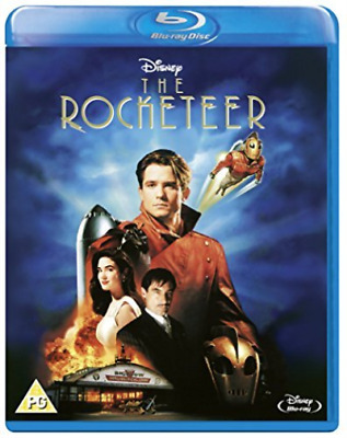 Rocketeer Bd (UK IMPORT) BLU-RAY NEW