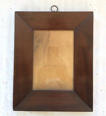 Vintage Mahogany Picture Photo Frame