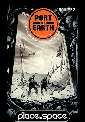 Port Of Earth Vol 02 - Softcover